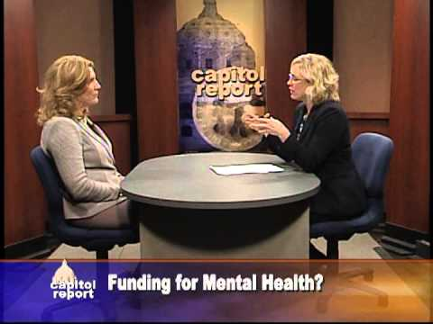 CAPITOL REPORT: Improving Mental Health Efforts to Reduce Violence