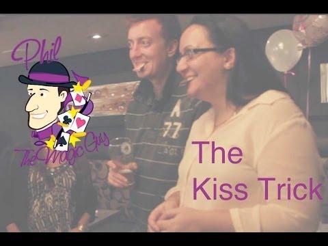 Engagement Party Magic Kiss Trick