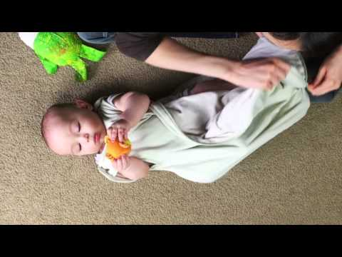 Help Prevents SIDS with a Sleep Sack