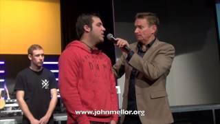 Xerostomia Dry Mouth With No Saliva Healed During Prayer John Mellor