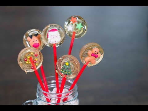 How to make Lollipops (great gift idea) | Stacey Dee's Kitchen