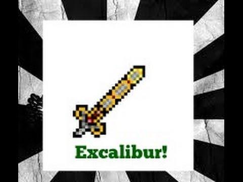 Terraria: Excalibur