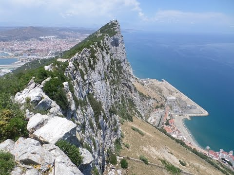 From Malaga to Gibraltar(Gb), SPAIN (1 june 2015)