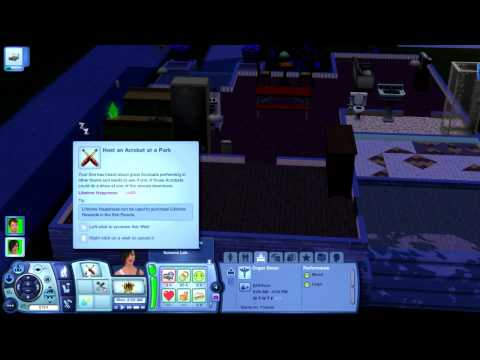 The Sims 3 Gameplay Ep.16- My Wife Just Gets in the Way