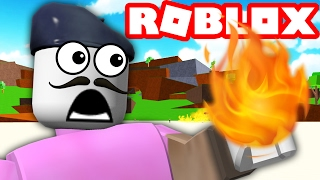 I Can Make Fire With My Hands!! | Roblox