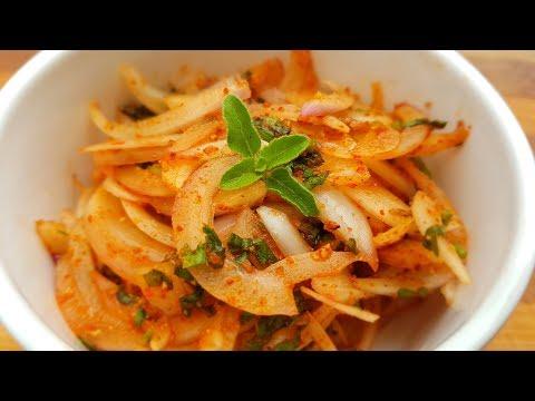 Masala Pyaaz | Spicy Masala Onion