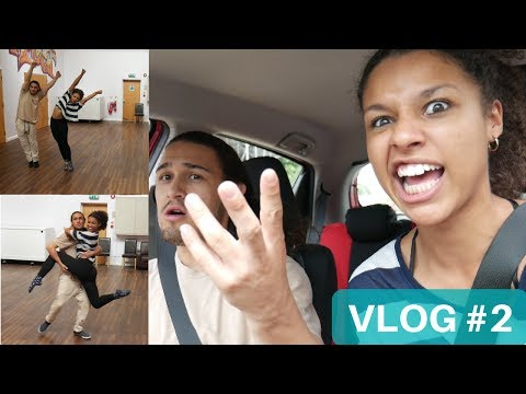 Our not so Normal Dance Rehearsals - VLOG NUMBER 2