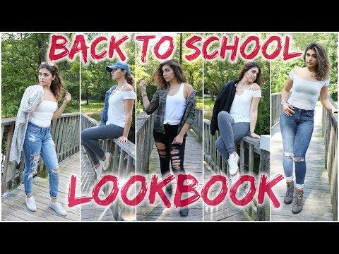 COMFY & CUTE FALL/ Back To School LOOKBOOK | 2017