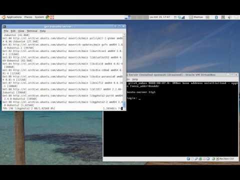 Installatie gnome-system-monitor.avi