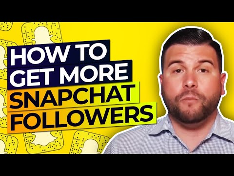 3 Tips on How to Get More Followers on Snapchat