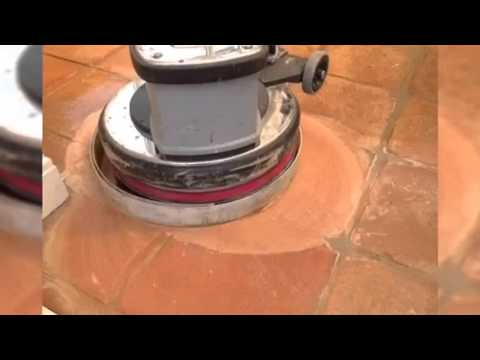 Cleaning and sealing Terracotta Floor Tiles