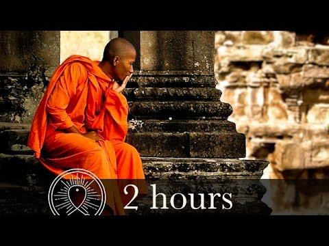 Tibetan Healing Sounds: Monk Chant Music Mantra   Tibetan Singing Bowls   Meditation Music