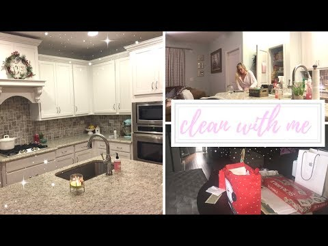 CLEAN WITH ME | SEALING MY GRANITE COUNTERTOPS | nessabugblogs