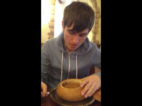 Czech Sausage and Cabbage Soup Review
