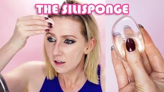SILISPONGE Silicone Sponge HONEST Review & First Impression Demo | Sharon Farrell
