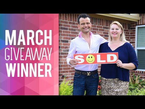 March TV Giveaway Winner Stephanie Thomas!