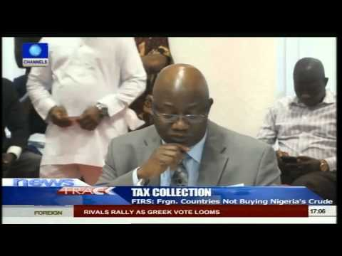 Nigeria's Revenue Dipped As Oil Sales Dropped – FIRS Boss 03/07/15
