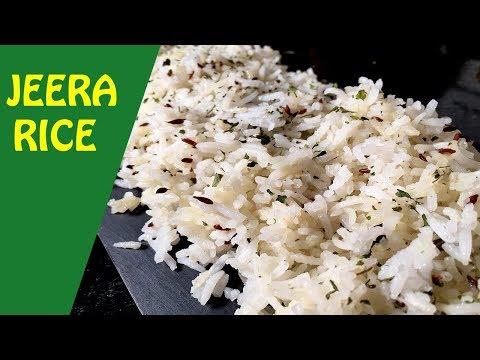 How to make Jeera Rice | Dhaba Style Jeera Rice Recipe | HINDI video
