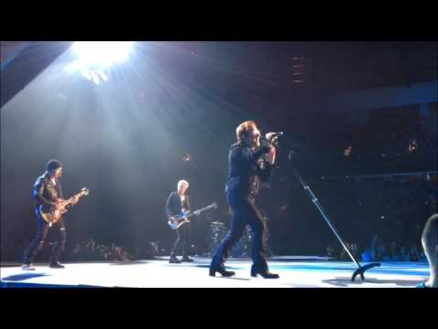 U2 New Year's Day (Multicam HD Audio) Joshua Tree Tour 2017