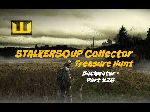 STALKERSOUP Collector - Treasure Hunt - Backwater (109995)