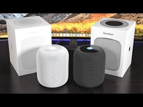 Apple HomePod: Unboxing & Review