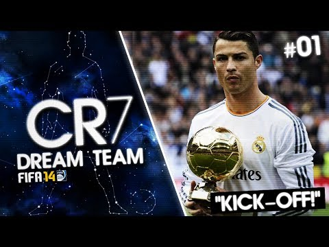 Cristiano Ronaldo's Road to Dream Team ''Kick Off!'' #1 | FIFA 14 Ultimate Team