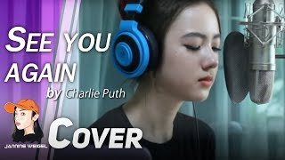 See You Again - Charlie Puth (Demo version) cover by Jannine Weigel (พลอยชมพู)