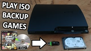 How to install Full PS3 Game with USB No Jailbreak | No