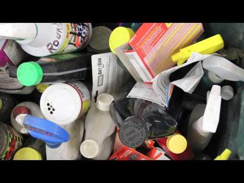 PDSWM Household Hazardous Waste
