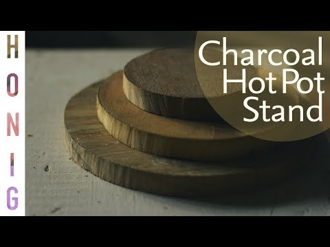 CHARCOAL HOT POT STAND