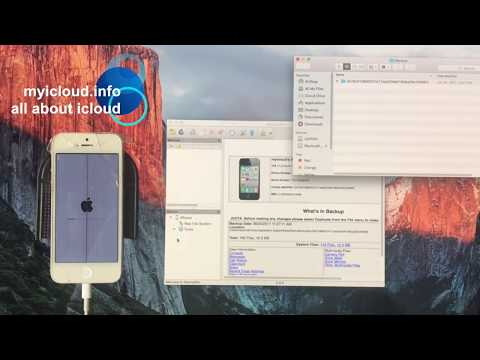 Remove iCloud on any activated iPhone iOS 10.3.3 and iOS 11