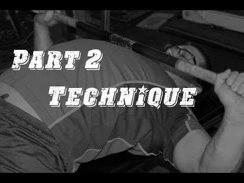 How to Build a Big Bench: Technique