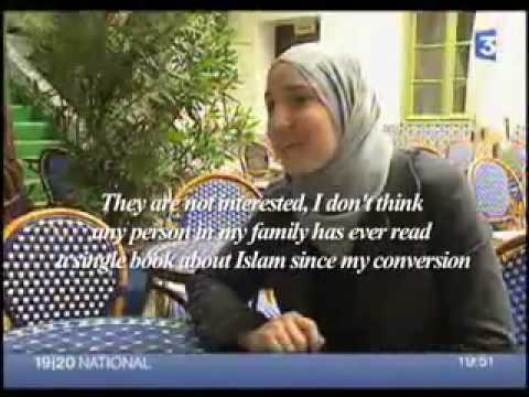 70,000 People Converts to islam in France every year - Mashallah