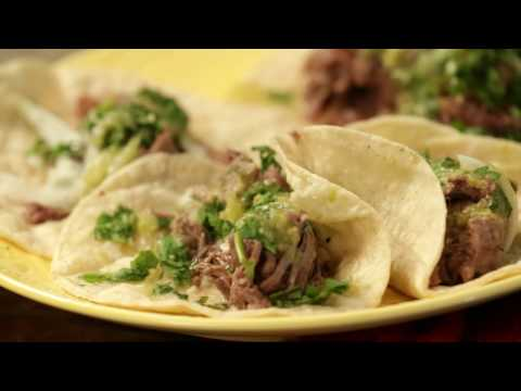 Beef tongue taco recipe: Abuela's Kitchen cooks with Rumba Meats