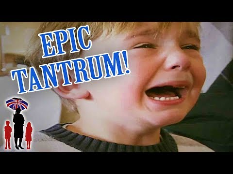 Supernanny | Child Throws Epic Tantrum In Public