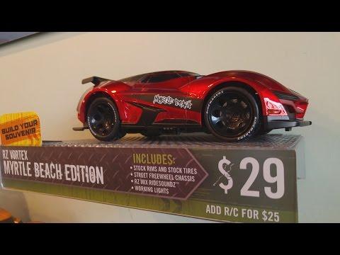 RideMakerz RZ Vortex RC Car Myrtle Beach Edition Build and Review!