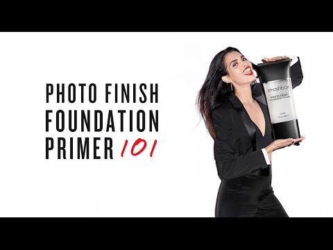 PHOTO FINISH FOUNDATION PRIMER 101