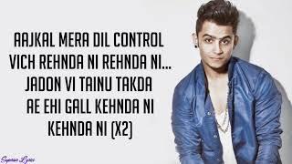 NAZAR LAG JAYEGI - Milind Gaba (Lyrics)
