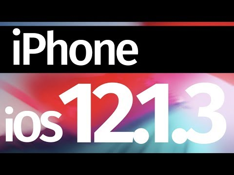 How to Update to iOS 12.1.3 - iPhone 5S iPhone 6 iPhone 7 iPhone 8 iPhone X iPhone XR