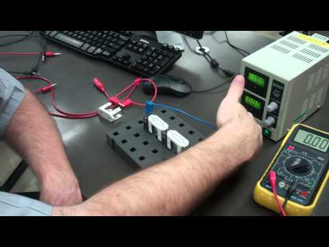 Physics 21L: Series Circuits