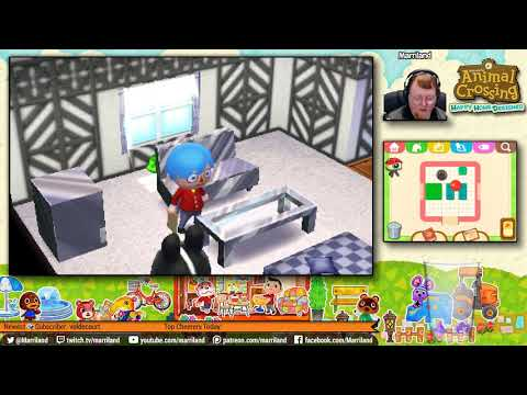 Animal Crossing: Happy Home Designer • Dotty's House • August 27 • (STREAM ARCHIVE)