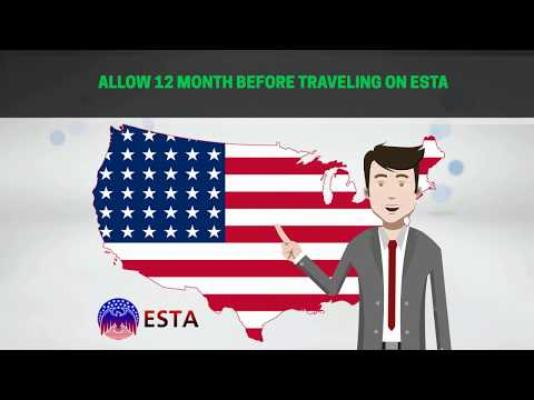 How Long Does ESTA Last?