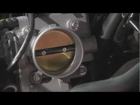 Cleaning Throttle Bodies