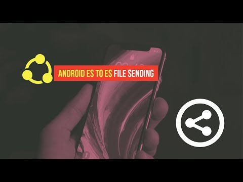 Transfer apps, files & documents without using mobile data - ES Sender | lightning speed sharing