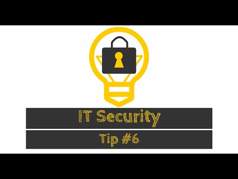 IT Security Tip #6: How to deal with phishing emails - Denver IT Support