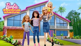 Download Barbie Doll Dreamhouse Adventure Toys - Barbie Morning & Evening Routines Video