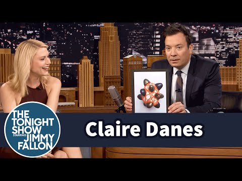 Claire Danes Shares Her Family's Avant-Garde Easter Eggs