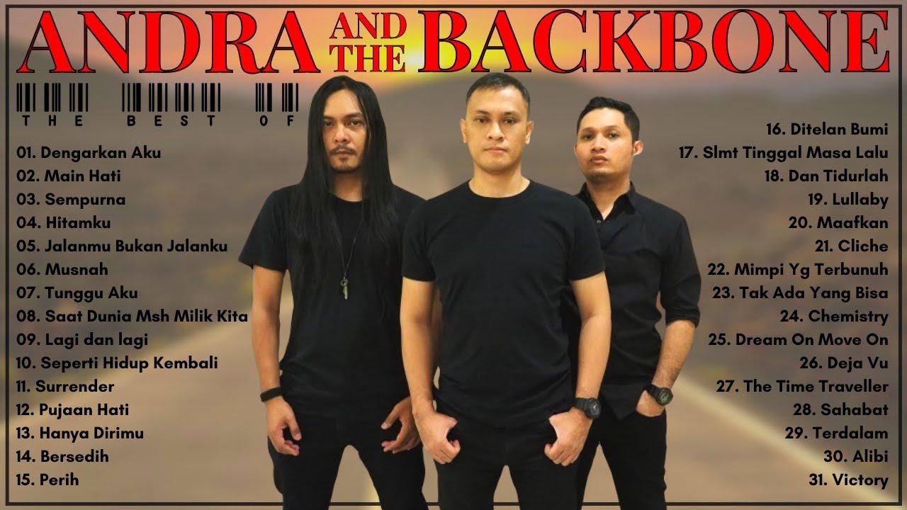 Download Andra And The Backbone Full Album Paling Hits - Lagu Pop Indonesia Terbaik & Terpopuler MP3 Gratis