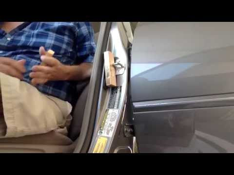 STOP - OPEN DOOR - Beeper/Alarm from Sounding on Toyota's, Ford's and other Vehicles