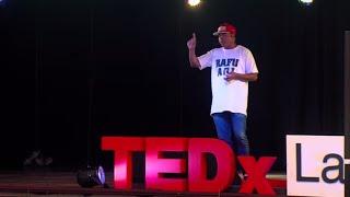 Informação como poder, verdade como revolução   Rafa Rafuagi   TEDxLaçador